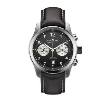 Bremont ALT1-C Stainless Steel 43mm Automatic Chronograph Men's Watch