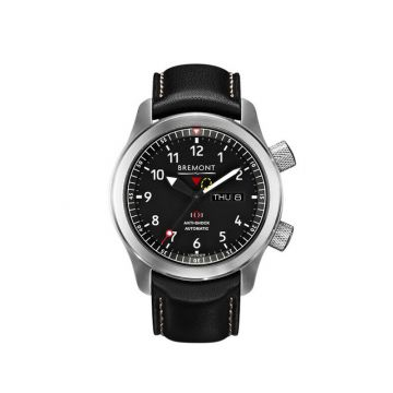 Bremont Martin Baker Stainless Steel 43mm Automatic Chronograph Men's Watch