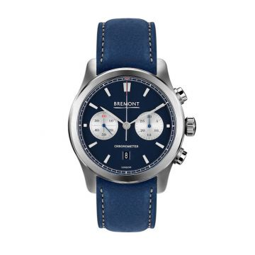Bremont ALT1-C Stainless Steel 40mm Automatic Chronograph Men's Watch