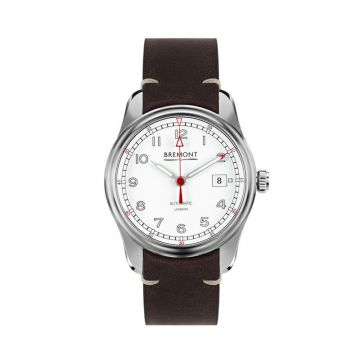 Bremont AIRCO Stainless Steel 40mm Automatic Chronograph Men's Watch