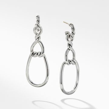 David Yurman Continuance Triple Drop Earrings