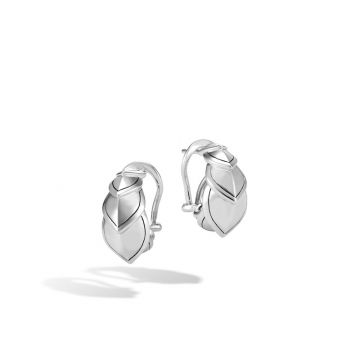 John Hardy Sterling Silver Legends Naga Drop Earrings