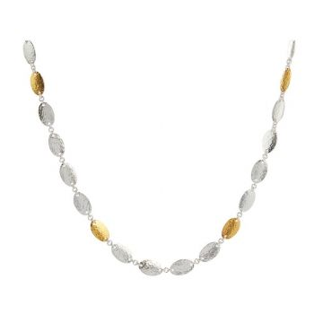 Gurhan Mango silver necklace