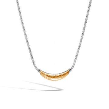 John Hardy Sterling Silver & 18k Yellow Gold Classic Chain Necklace