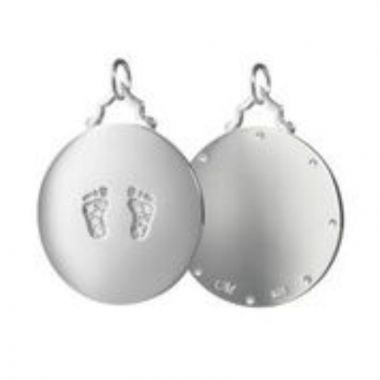 """Monica Rich Kosann 30"""" Sterling Silver Chain with 3 Charm Stations"""