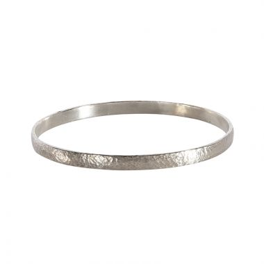 Gurhan Hoopla Sterling Silver Bangle Bracelet