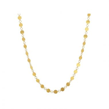 Gurhan Lush 24k Yellow Gold Necklace