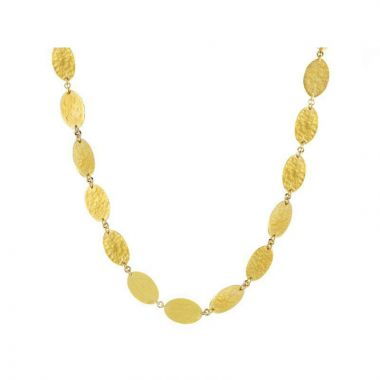 Gurhan Hoopla 24k Yellow Gold Necklace