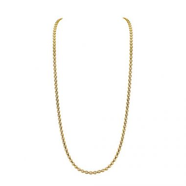 Gumuchian Oasis 18k Yellow Gold Illusion Diamond Necklace