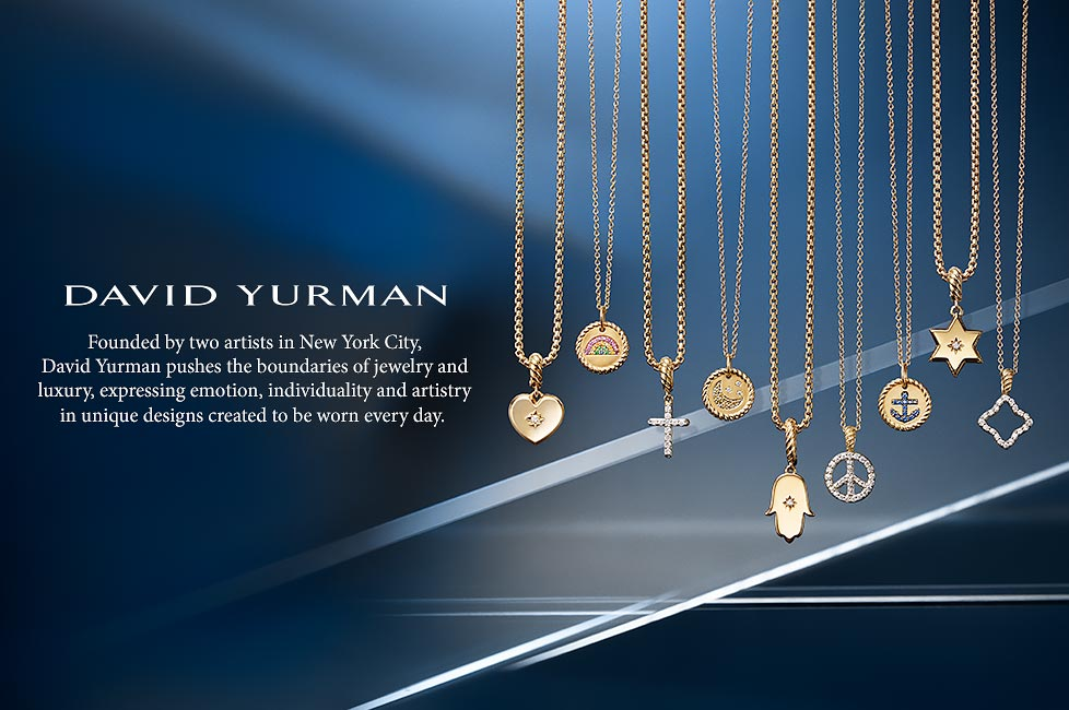 David Yurman Necklaces